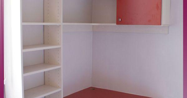 bureau d angle petit espace id es pour la maison pinterest bureaux album et angles. Black Bedroom Furniture Sets. Home Design Ideas