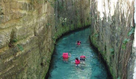 Yucatan Mexico Come Seek The Underground Rivers Of