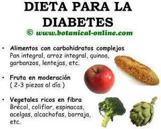 poli carbohidratos y diabetes