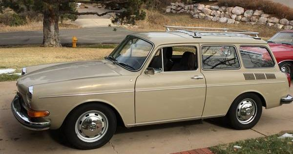 Almost One Owner All Original 1970 Volkswagen Type 3