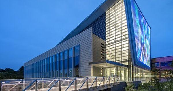 University Of Michigan G G Brown Mechanical Engineering Building