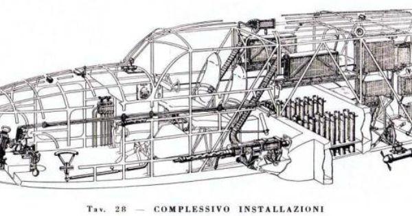 Caproni Ca 309 Ghibli Wwii Aircraft Aircraft Design Model Planes