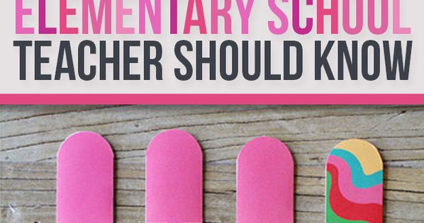 19 Ridiculously Simple DIYs Every Elementary School Teacher Should Know | Buzzfeed