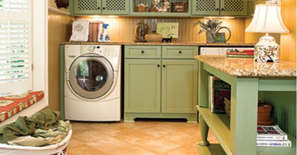 My dream laundry room space...