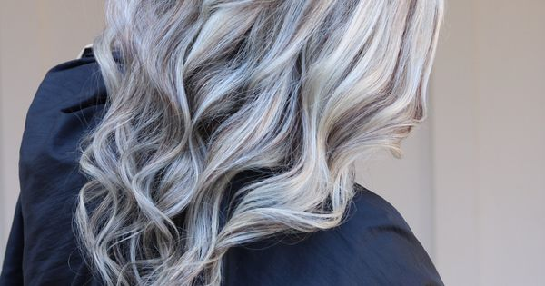 Platinum Blonde With Lowlights By Tiffany Short