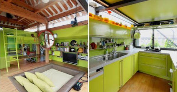 korean interior design - korean contemporary interior design Korean Interior ...