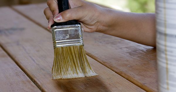 When To Paint Stain Or Apply Water Repellent To Pressure Treated Wood How To Waterproof Wood Outdoor Wood Furniture Waterproof Wood Floor