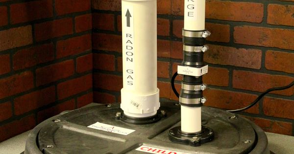 Radon Gas Mitigation System With Our Plumbstar Usa Sump