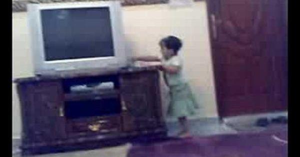 الله يستر عليها من العين يارب Flatscreen Tv Flat Screen Television