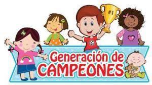 Generación de Campeones | Campeones, Niños, Generaciones