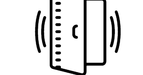 Door Sensor Alarmed Icon This Page Contains The Vector Icon As Well As Variations Of This Icon In Different Visual Styles And Rel Icon Android Icons All Icon