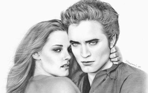 twilight saga drawing   related posts twilight fan art ...
