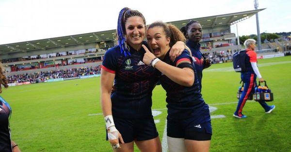 Caroline Drouin Une Aventure Au Dela Du Sport Sport Rugby Aventure