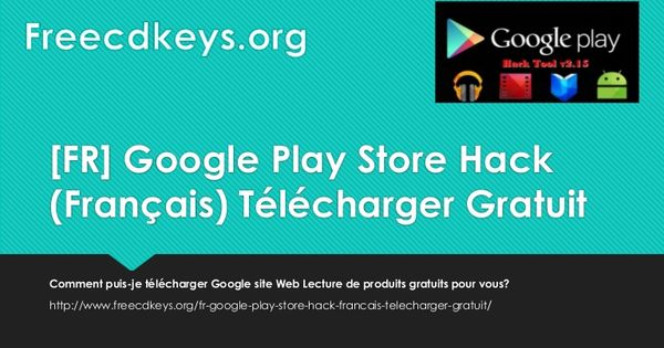 google play store hack t l charger gratuit. Black Bedroom Furniture Sets. Home Design Ideas