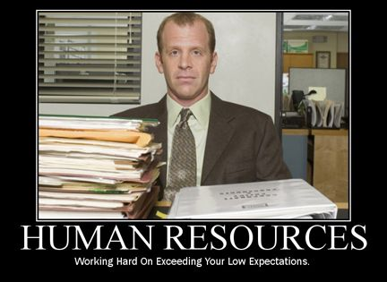 Meme Human Resources: Toby Flenderson...