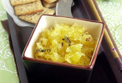 Aam Murabba/Green Mango Relish | Hummus, Halva and Hiccups | Pinterest ...