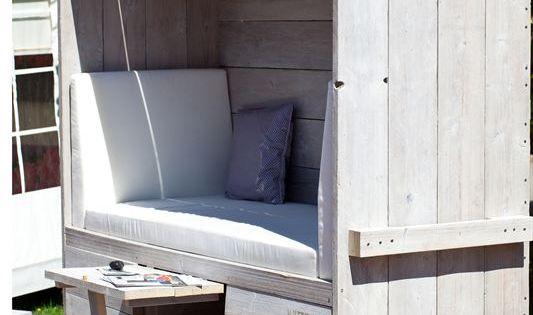 mal wieder ein gutes beispiel f r unsere kleine rubrik doch drau en ein strandkorb aus. Black Bedroom Furniture Sets. Home Design Ideas