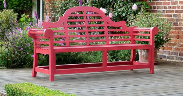 Painted Lutyens Bench For Sale Garden Benches Painted