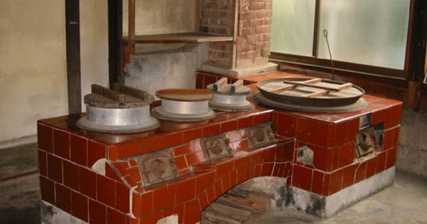 Traditional japanese kitchen sh ancient kitchen ideas for Japanese traditional kitchen design