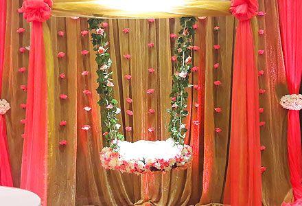 Naming Ceremony Samples Naming Ceremony Decoration Cradle