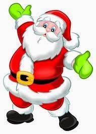 45 Moldes De Papai Noel Natal
