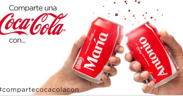 Publicidad Coca Cola Siente El Sabor Pin En Mis Lecturas Diarias