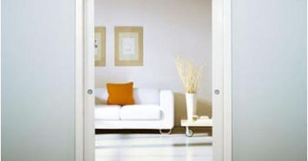 Concealed Internal Double Sliding Doors Home Pinterest