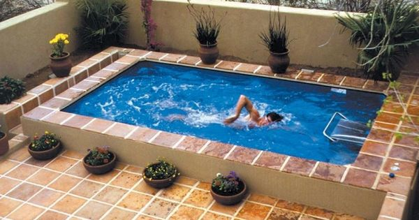 For Small Backyards Inground Pools For Small Yards