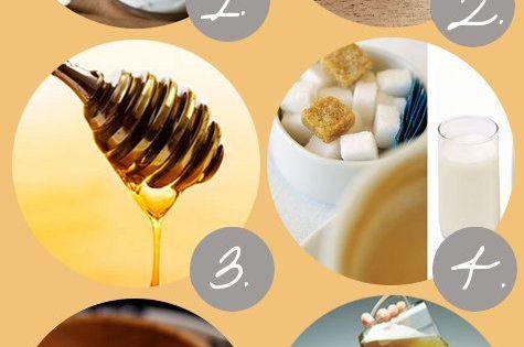 beauty hair skin care recipes