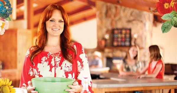 The Pioneer Woman Cooks, Ree Drummond, Seville Library, Nov. 2015 MedinaLibrary BookClubPicks