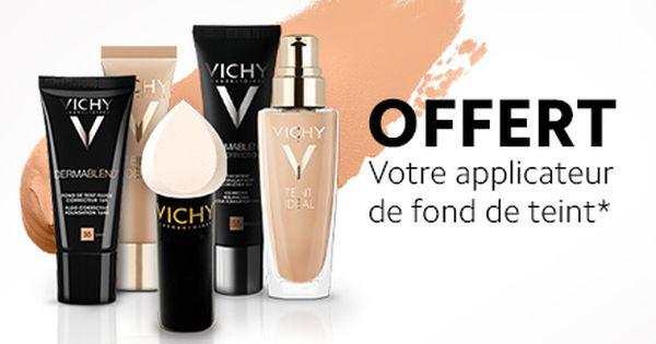 épinglé Par Inal Chams Sur Vichy Vichy Fond De Teint Teint