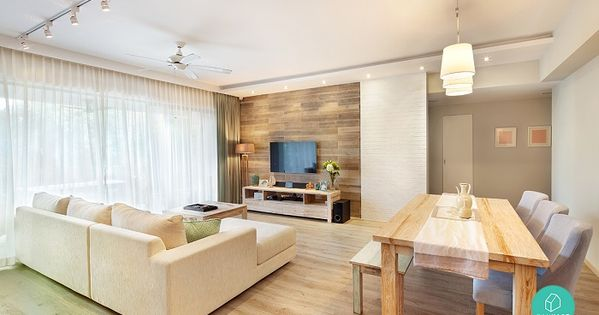24 Scandinavian Style Hdb Flats And Condos To Inspire You Living