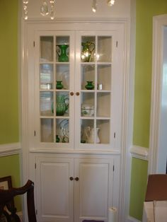 Diy Built In Corner Cabinet Google Search Dining Room Updates