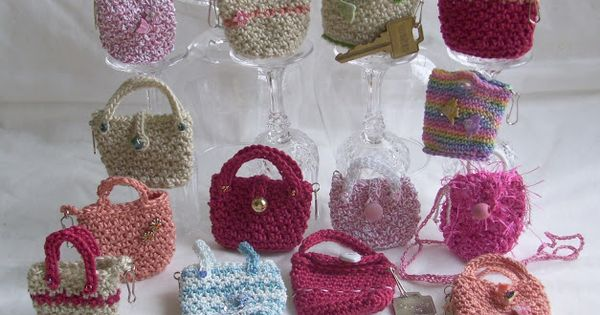 isyyspakkaus bolsos de ganchillo croch y carteras
