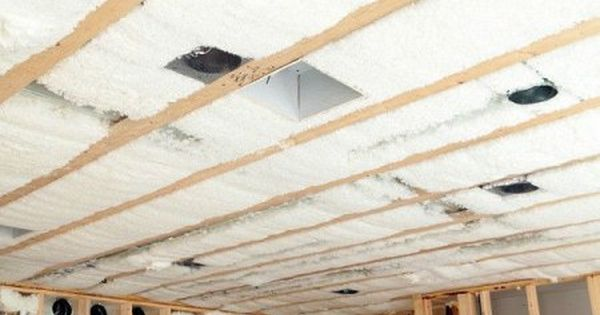 Soundproofing A Ceiling Finishing Basement Walls Basement Ceiling Basement Ceiling Insulation