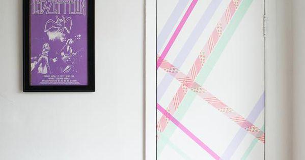 10 Awesome Washi Tape Ideas Decor Diy Washitape Decor
