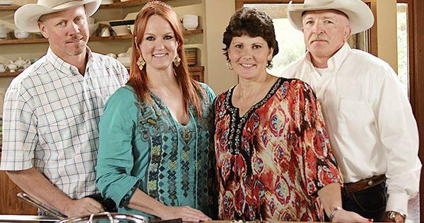 Pioneer woman on food network pioneer woman ree for Pioneer woman ree drummond husband