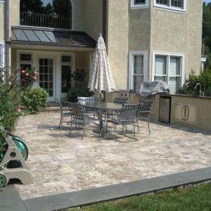 Everything You Need To Know About Pennsylvania Bluestone Bluestone Patio Patio Stones Travertine Colors
