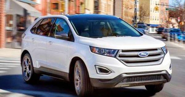 Ford Fordedge 2018fordedge Fordedgesel 2018fordedgesel
