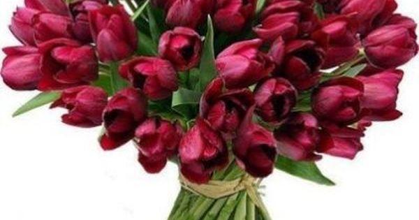 Bukiet Tulipanow Na Twoje Urodziny Artificial Flowers Flowers Tulips
