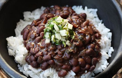 Black beans, Beans and Spicy on Pinterest