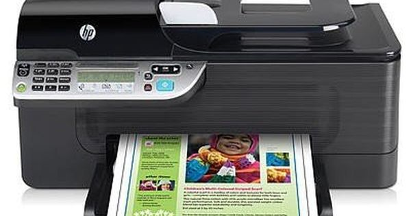 Hp Officejet 4500 Wireless All In One Fax Machines Hp Officejet Hp Printer Photo Printer