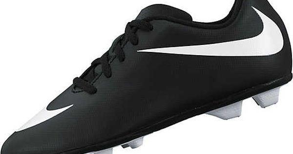 Nike Kids Bravata Fg R Soccer Cleats Black And White Soccerpro Com Soccer Cleats Soccer Shoes Cleats