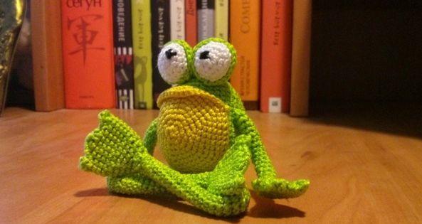 frog amigurumi pattern free crochet stuff Pinterest ...