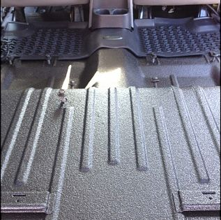 Bed Liner In Your Jeep Jeep Wrangler Forum Jeep Interiors