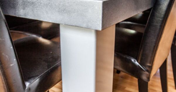 Decorative Concrete Table Decorative Concrete Tables Pinterest Concrete Table Decorative