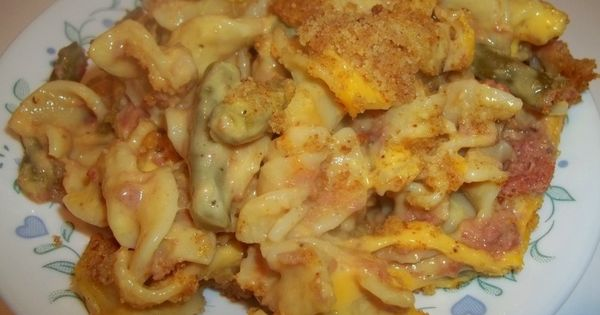 Corned Beef Cheesy Noodle Bake | Recipe | Noodle, Dishes ...