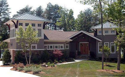 Unique House Plans For 4 Bedroom Home With Fantastic Views Unique House Plans Craftsman Style House Plans Craftsman House