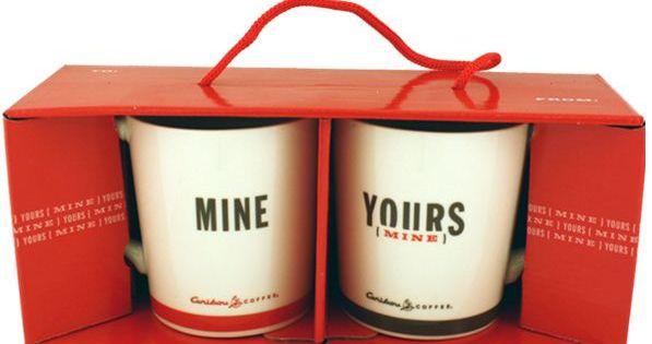 Pareja de tazas para San Valentín | Tazas Personalizadas | Pinterest