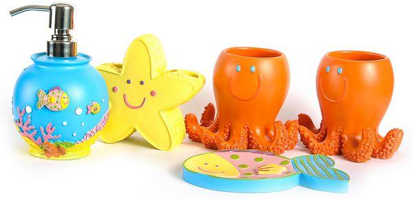 20 Kids Bathroom Accessories For Girls Home Design Lover Kids Bathroom Accessories Kids Bathroom Kids Bathroom Sets